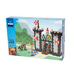 Plus-Plus 760-Piece Knight's Castle Building Set