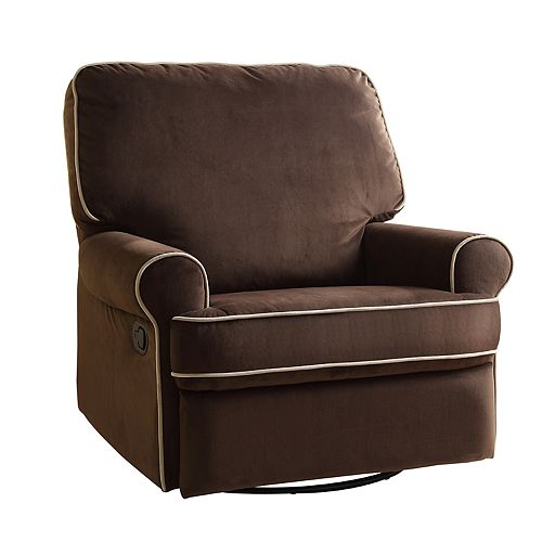 Right2Home Birch Hill Swivel Glider Recliner Rocking Chair