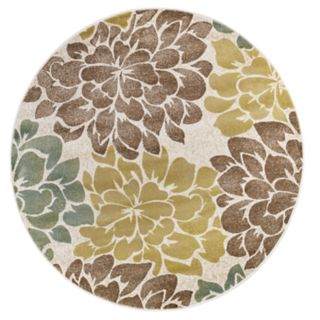 KHL Rugs Molly Transitional Floral Rug