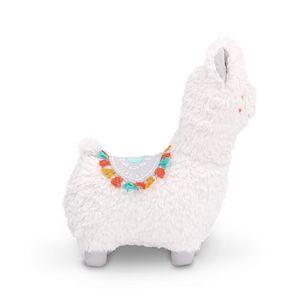 The Peanut Shell Plush Llama