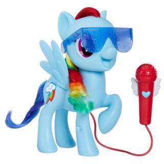 My Little Pony Singing Rainbow Dash Figure