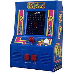 Arcade Classics Ms Pac-man Mini Arcade Game