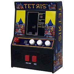 Arcade Classics Tetris Mini Arcade Game