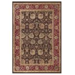 KHL Rugs Marietta Transitional Floral Rug