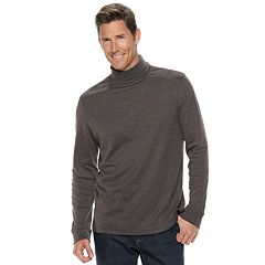 Men's Croft & Barrow® Classic-Fit Easy-Care Interlock Turtleneck