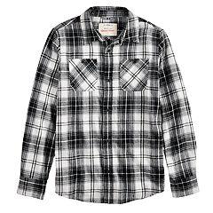 Boys 8-20 Urban Pipeline® Plaid Flannel Button-Down Shirt.