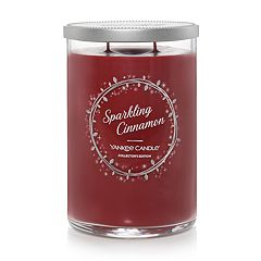 Yankee Candle Sparkling Cinnamon 22-oz. Collector's Edition Large Candle Jar
