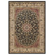 KHL Rugs Victoria Traditional Floral Rug