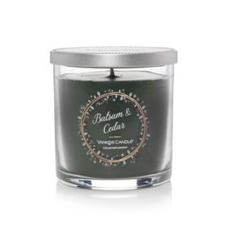 Yankee Candle Balsam & Cedar 7-oz. Collector?s Edition Candle Jar