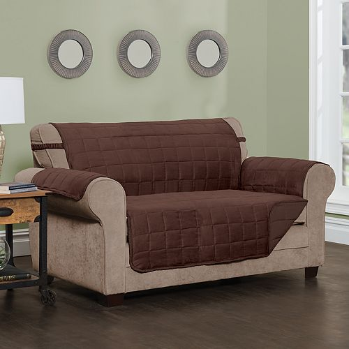 Remarkable Jeffrey Home Sussex Solid Reversible Xl Sofa Furniture Cover Gmtry Best Dining Table And Chair Ideas Images Gmtryco