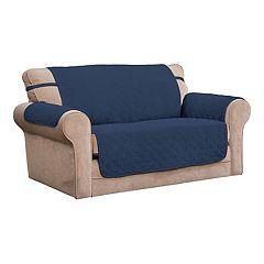 Ripple Plush Sofa Slipcover