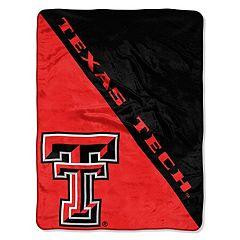 Texas Tech Red Raiders 60' x 46' Raschel Throw Blanket