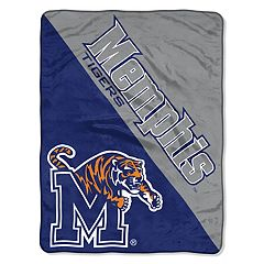 Memphis Tigers 60' x 46' Raschel Throw Blanket