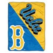 """UCLA Bruins 60"""" x 46"""" Raschel Throw Blanket"""