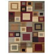 KHL Rugs Jamie Contemporary Geometric Rug