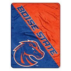 Boise State Broncos 60' x 46' Raschel Throw Blanket