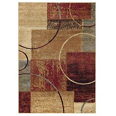 KHL Rugs Tacoma Contemporary Abstract Rug
