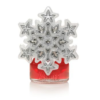 Yankee Candle Frosty Snowflake Scent Plug Outlet Home