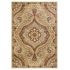 KHL Rugs Yvonne Transitional Paisley Rug