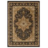 KHL Rugs Frederick Traditional Framed Rug