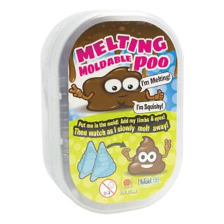 Streamline Melting Poop Putty Set