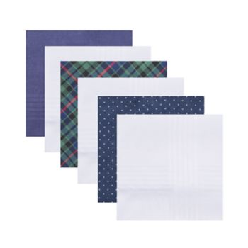 Men's Dockers® 6-pack Handkerchiefs