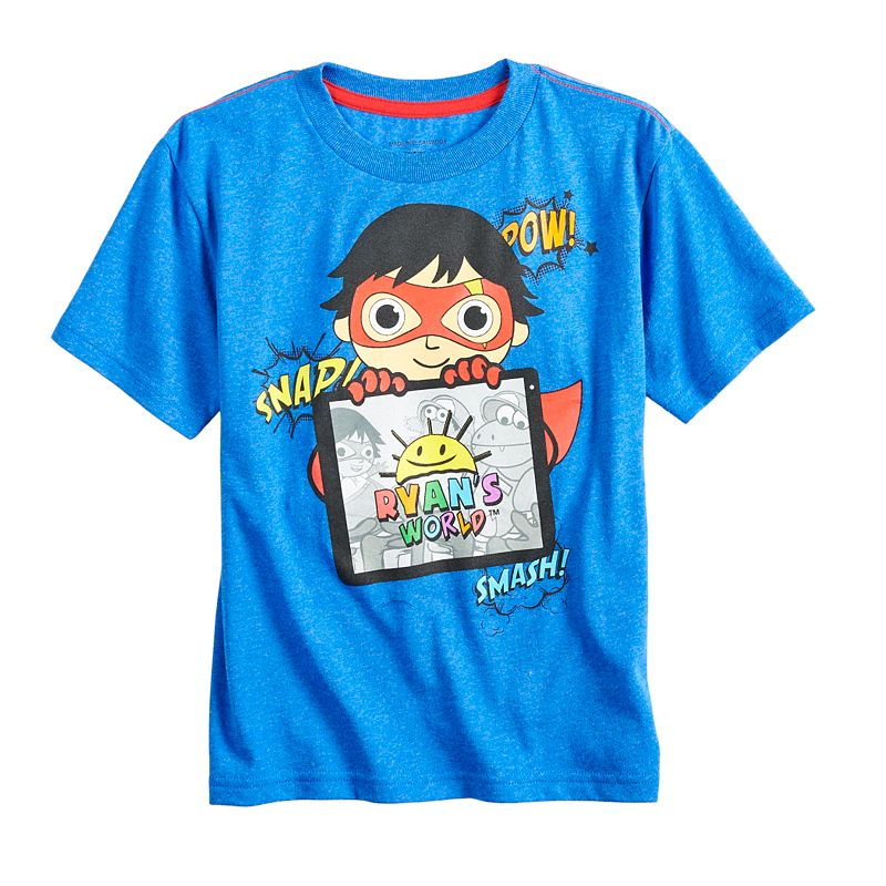 RYANS WORLD Boys T-Shirt