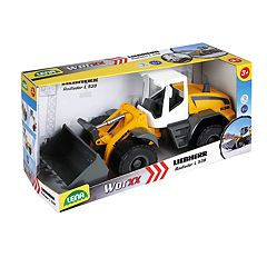 Lena Toys Bulldozer Liebherr L538