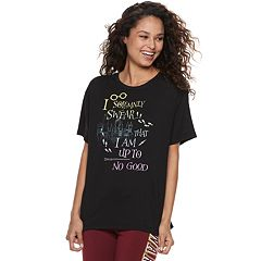 Juniors' Harry Potter 'I Solemnly Swear' Graphic Tee