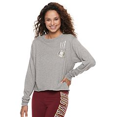 Juniors' Harry Potter Wand Graphic Sweatshirt