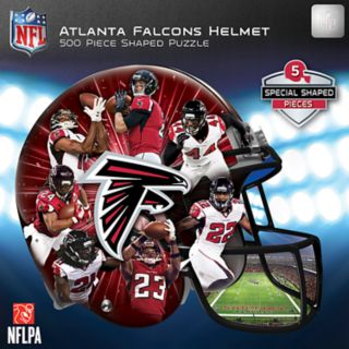 Atlanta Falcons 500-Piece Helmet Puzzle
