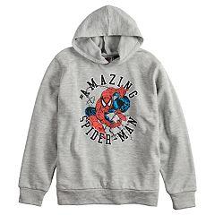 Boys 8-20 Spider-Man Hoodie