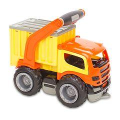 KSM Toys Wader Polesie Grip Container Truck
