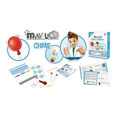 KSM Toys Buki Sciences Mini Lab Chemistry Kit