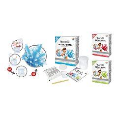 KSM Toys Buki Sciences Mini Lab Crystals Kit