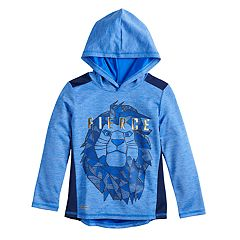 Disney's The Lion King Boys 4-12 Mufasa 'Fierce' Metallic Playcool Pullover Hoodie by Jumping Beans®