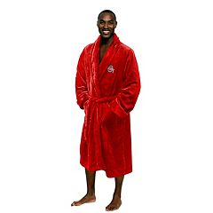 Men's Ohio State Buckeyes Plush Robe