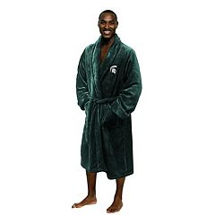 Men's Michigan State Spartans Plush Robe