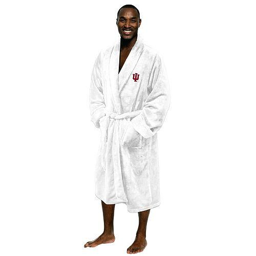 Men's Indiana Hoosiers Plush Robe