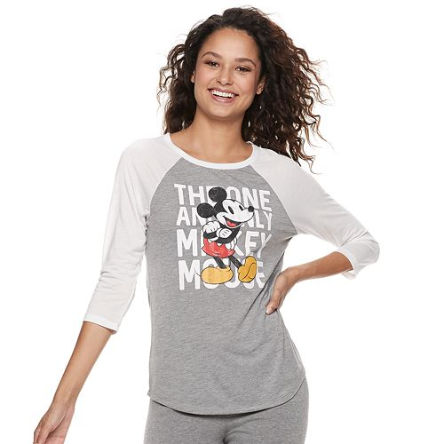 "Disney's Mickey Mouse Juniors' ""One and Only"" Graphic Tee"