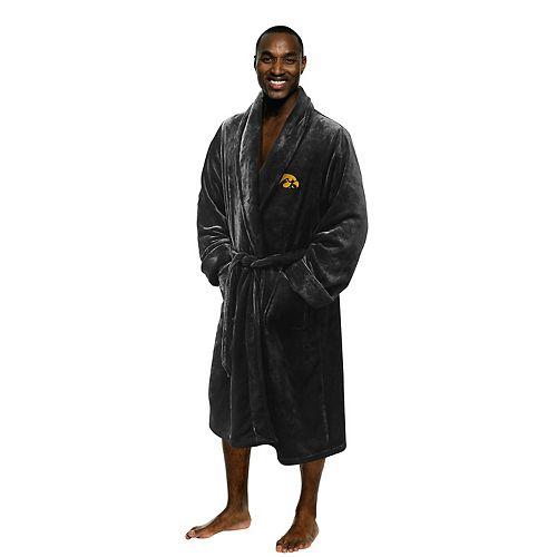 Men's Iowa Hawkeyes Plush Robe
