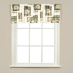 Saturday Knight, Ltd. Garden Love Window Valance