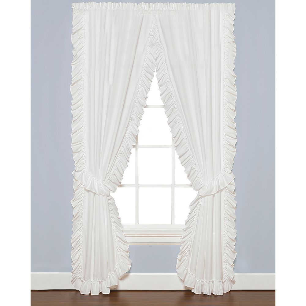 Saturday Knight, Ltd. 2-pack Sarah Window Curtain