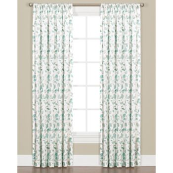 Saturday Knight, Ltd. Gentle Wind Window Curtain