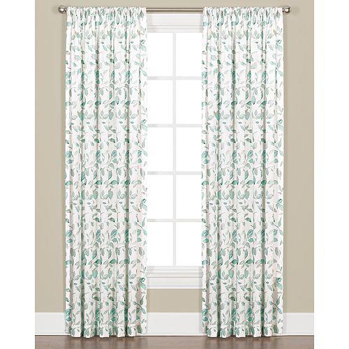 Saturday Knight, Ltd. Gentle Wind Window Curtain
