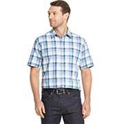 Men's Van Heusen Air Classic-Fit Textured Button-Down Shirt