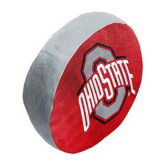 Ohio State Buckeyes Logo Pillow