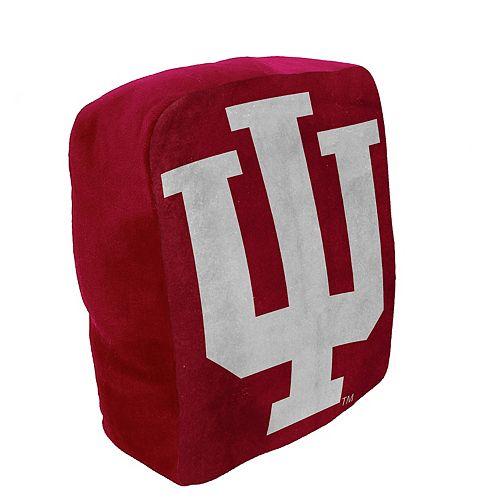 Indiana Hoosiers Logo Pillow
