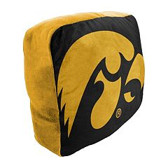 Iowa Hawkeyes Logo Pillow