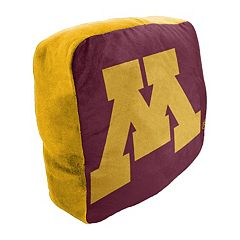 Minnesota Golden Gophers Logo Pillow